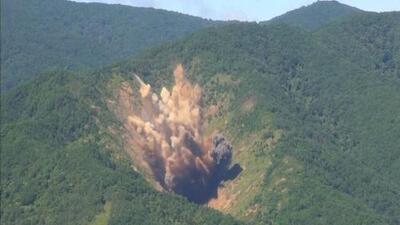 Corea del Sur responde con un simulacro de bombardeo al misil balístico norcoreano lanzado sobre Japón
