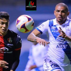 Atlas y Puebla esperan la hora cero para su primer enfrentamiento