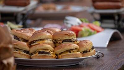 La hamburguesa del futuro no tiene carne y mucha gente la prefiere