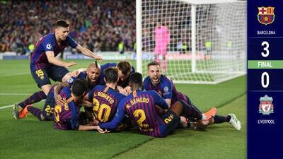 ¡Frotaron la lámpara! Messi puso al Barcelona con pie y medio en la Final de la Champions League