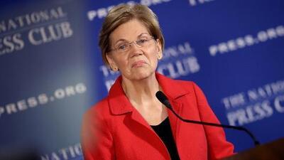Los indios Cherokee cuestionan la ascendencia nativa americana de Elizabeth Warren
