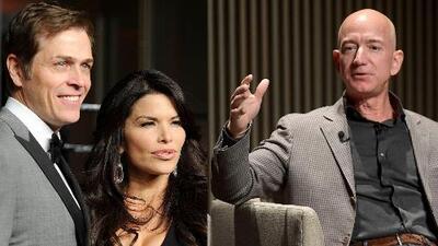 Infidelidad con la esposa de su 'amigo' le puede haber costado mitad de su fortuna a Jeff Bezos