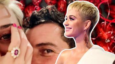 Un anillo de 5 millones de dólares: una fortuna valdría la joya que Orlando Bloom le dio Katy Perry de compromiso