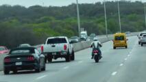 Texas avanza en la campaña para prevenir muertes de motociclistas en accidentes en las carreteras
