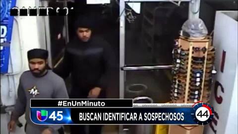 En Un Minuto Houston: Revelan video en el que se ve a dos sospechosos de dar una golpiza a un hombre para robarlo