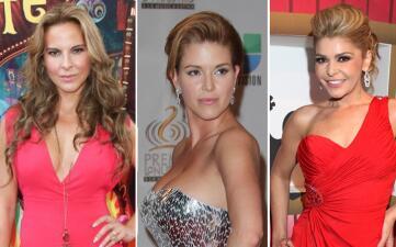 Las actrices más polémicas de las telenovelas