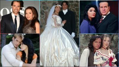 Las 5 parejas más románticas de las telenovelas de todos los tiempos