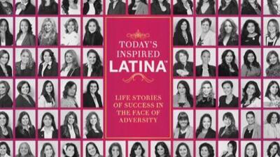 La serie de libros 'Today's Inspired Latina' lanza su quinto volumen para seguir inspirando a sus lectores