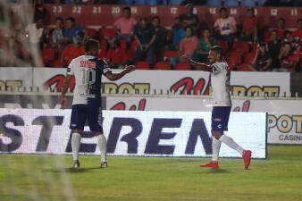 Los goles de la jornada 2, en imágenes