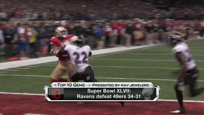 Los 10 mejores juegos en la historia del Super Bowl