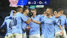 Manchester City disputará su primera Final tras vencer al PSG