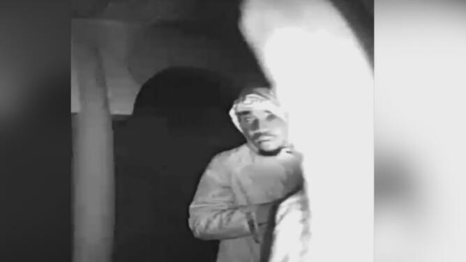 En video: Sospechosos ingresan y roban una vivienda que tenía una carpa de fumigación en North Miami