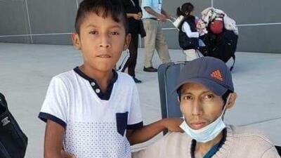 """""""Cumplió el sueño de ver a su hijo y falleció"""": cuando los migrantes regresan a México para ser sepultados"""