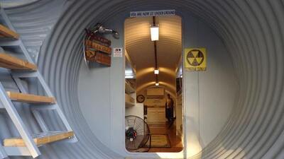 Fabricante de búnkeres asegura que el miedo a una guerra nuclear ha disparado sus ventas