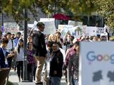 """Trabajadores de Google protestaron contra la cultura que """"protege"""" a acosadores en la corporación"""