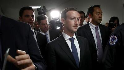 Facebook en crisis: 5 claves del interrogatorio a Mark Zuckerberg en el Congreso