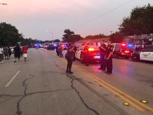 Tiroteo en Fort Worth involucrado un oficial