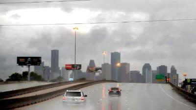 Aguaceros esporádicos y condiciones inestables en Houston para la tarde de este miércoles
