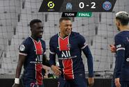 PSG gana el Clásico de Francia, pero pierde a Ángel Di María