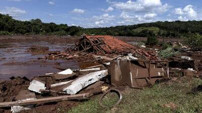 Emergencia en Brasil: cientos de desaparecidos tras colapso de represa minera