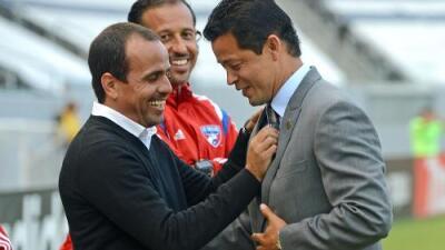 Amigos y rivales: nuevo round para los colombianos Wilmer Cabrera y Óscar Pareja