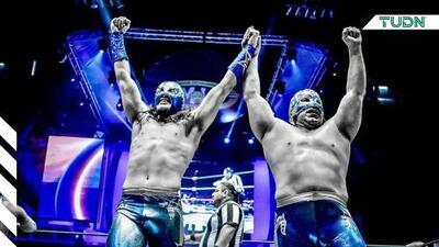 Star Jr. conquista la Gran Alternativa del CMLL