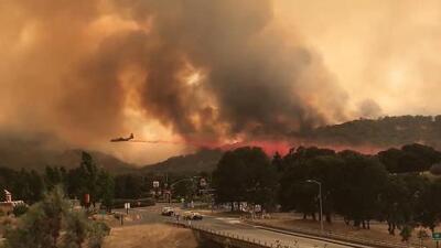 En un minuto: el incendio del norte de California cobra su séptima víctima mortal