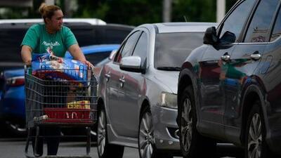 Gobernadora de Puerto Rico activa la Ley Seca ante el avance del huracán Dorian