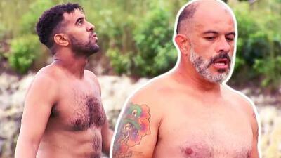 Duelo de amigos: Isaac Salame eliminó a Eduardo Talavera de Reto 4 Elementos