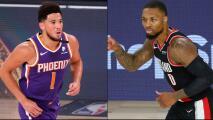 Espectacular cierre en el Oeste de la NBA en la lucha por playoffs