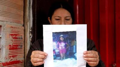 Los padres de Yuliana, la niña asesinada por un rico arquitecto en Colombia, dudan si aceptarán la indemnización por la muerte de su hija