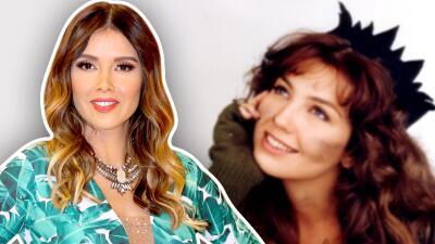 Marlene Favela se enorgullece por haber superado a las telenovelas de Thalía