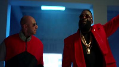 "Rick Ross and Swizz Beatz star in ""Big Tyme"" music video"