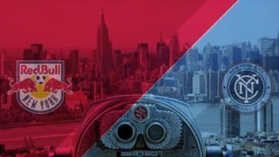 NY Red Bullls y New York City FC se preparan para un derby recargado
