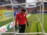 Guillermo Ochoa recibió su gol más rápido en un debut oficial
