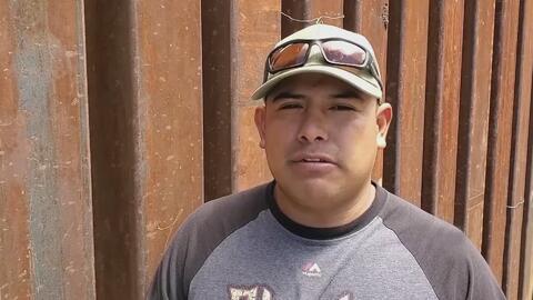 Tras varios días de incertidumbre, el esposo de una veterana de guerra logra regresar a EEUU luego de ser deportado