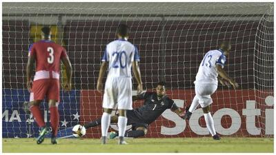 "Honduras de Pinto le pintó una dura derrota a Panamá del ""Bolillo"""