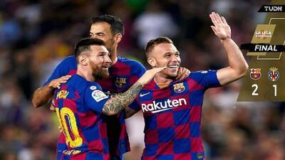 Barcelona ganó pero volvió a perder a Messi