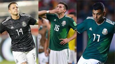 ¿Sí hacen falta? Análisis sobre Chicharito, Héctor Herrera y 'Tecatito' Corona