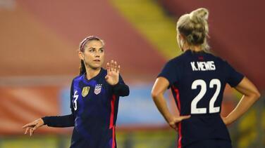USWNT y US Soccer logran primer acuerdo por demanda salarial