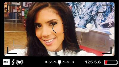 'La Bella' Francisca Lachapel en sus mejores selfies