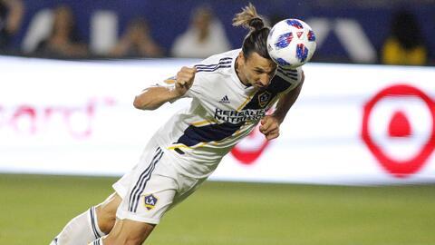 Zlatan Ibrahimovic promete que romperá todos los récords de la MLS esta temporada