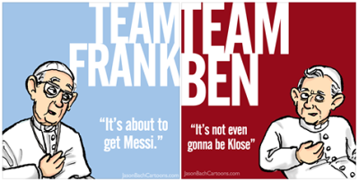 ¡Revive los memes del Papa en el Mundial!