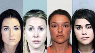 Estas maestras son acusadas de abusar sexualmente de sus estudiantes menores de edad
