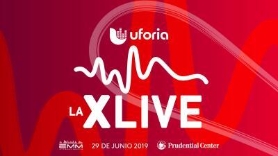 Los artistas confirmados para el concierto de Uforia La X Live