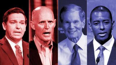 Los electores más jóvenes y más diversos podrían determinar el resultado de las elecciones de Florida
