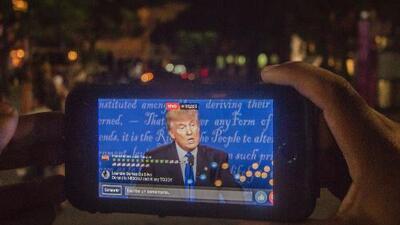 Donald Trump contra Silicon Valley: la vieja economía se enfrenta a las tecnológicas
