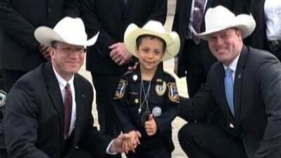 Tras una larga batalla contra el cáncer de riñón, fallece la pequeña Abigail Arias