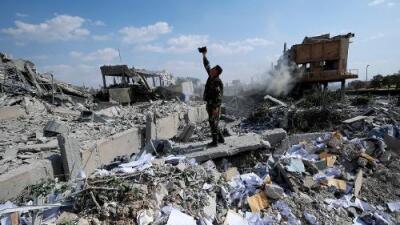 El ataque de EEUU a Siria: todo lo que debes saber sobre esta operación militar