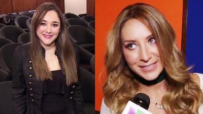 Geraldine Bazán defendió a su amiga Sherlyn de los chismes sobre su romance